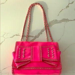 Neon Pink Rebecca Minkoff Purse